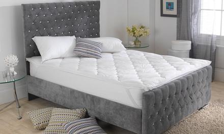 Temperature control mattress topper from for Bedroom temperature