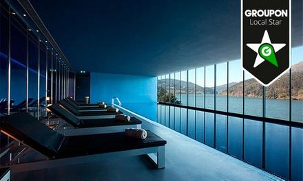 Eurostars Rio Douro Spa — Castelo de Paiva: experiência de spa para dois com opção de massagem desde 24,90€