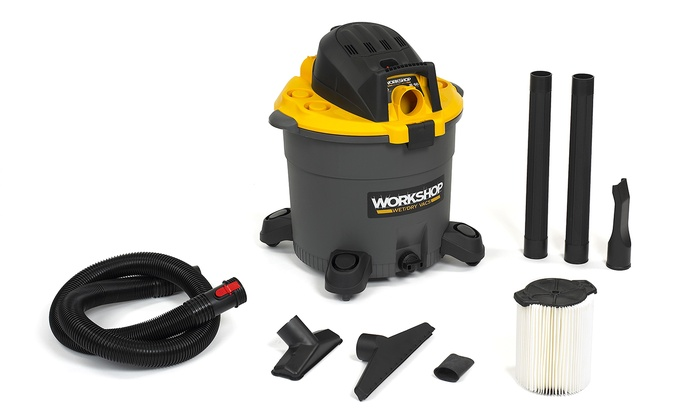 16-Gallon Wet-Dry Vac