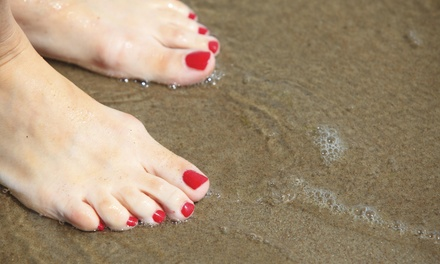 Up to 43% Off Manicure and Pedicure at Massage Experts