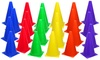 """BlueDot Trading 9"""" Training Cones (6-, 12-, 24-, 30-, or 60-Pack)"""