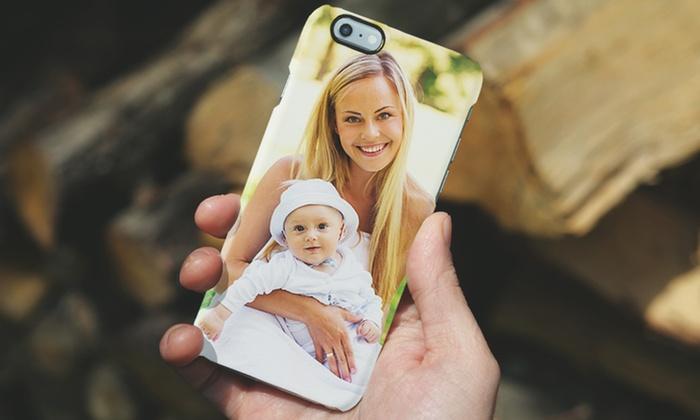 Photo.Gifts: 1 ou 2 coques personnalisées pour iPhone et Samsung Galaxy, dès 4,99€