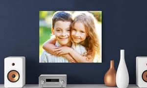 Printerpix: Toile spéciale personnalisable avec 2 tailles au choix sur Printerpix dès 21,95 €