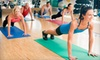 AK Fitness Studio - Toronto: Six-Week Summer Boot-Camp or One Month of Unlimited Boot-Camp and Zumba at AK Fitness Studio (Up to 85% Off)