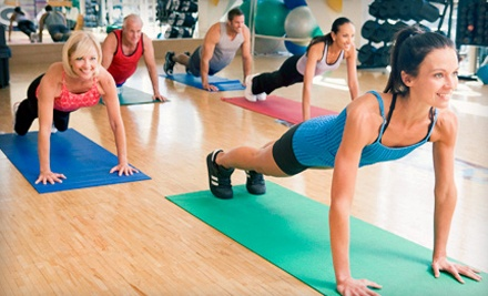 Six-Week Summer Boot-Camp or One Month of Unlimited Boot-Camp and Zumba at AK Fitness Studio (Up to 85% Off)