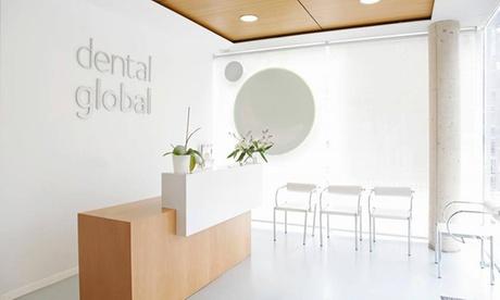 Limpieza bucal con radiografía y hasta 3 empastes en Dental Global (hasta 82% de descuento)