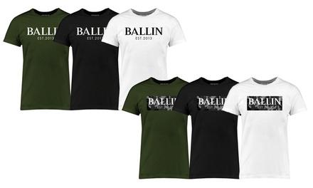 Men's Ballin Basic Cotton T-Shirt