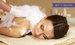hamam argana DE: Hamam-Wellness-Angebot inkl. Peeling und Massage für 1 oder 2 Personen bei hamam argana DE (bis zu 65% sparen*)