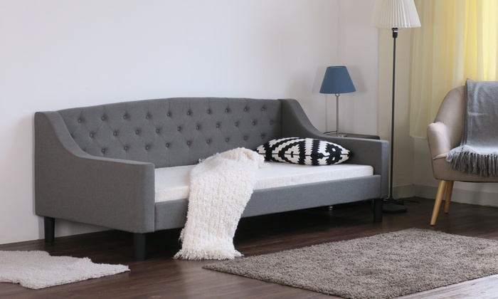 Jemma Daybed with Optional Mattress
