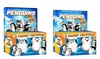 Penguins of Madagascar on DVD with 2 Poppin' Penguins Toys: Penguins of Madagascar on DVD or Blu-Ray with 2 Poppin' Penguins Toys from $22.99-$26.99