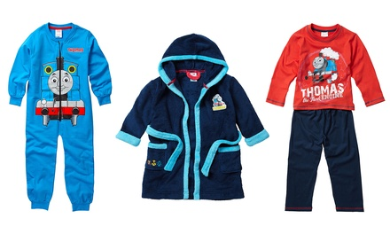 Thomas and Friends Kids' Pyjamas, Onesie or Robe