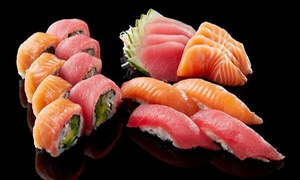 Miyabi Sushi & Bento: AED 100 Towards Food at Miyabi Sushi & Bento, Two Locations (50% Off)