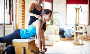 Love Pilates Studio: 5 or 10 Pilates Reformer or Mat Classes at Love Pilates Studio (Up to 76% Off)