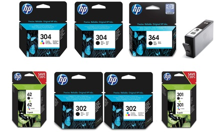 HP Original Ink Cartridges With Free Delivery