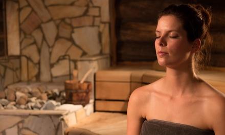 SpaSense: een hele dag ontspannen in de sauna, naar keuze met ontspanningsritueel in Geldrop