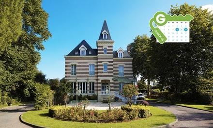 Cabourg : Appartement Confort ou Privilège avec petit déjeuner pour 2 ou 4 personnes à la Closerie Cabourg Côté Casino