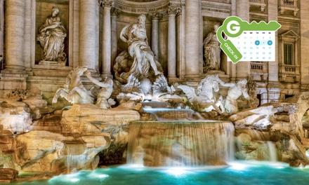 Roma: habitación doble 4* con desayuno para dos personas en el Best Western Hotel Roma Tor Vergata 4*