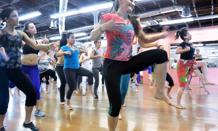 Afro-Brazilian Dance - Miami: 5 Ancestral-Rhythms Dance Classes for 1 or 2, or 15 Ancestral-Rhythms Classes at Afro-Brazilian Dance (Up to 56% Off)
