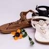 Rasolli Women's Comfort Flat Sandals