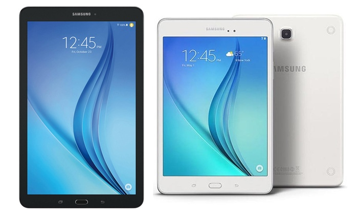 Up To 29% Off on Samsung Galaxy Tab E 32GB Tablet | Groupon Goods