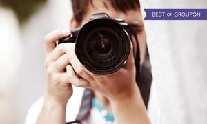 JK-Foto: Sesja studyjna od 99,99 zł albo grupon zniżkowy na pakiet ślubny w JK-Foto