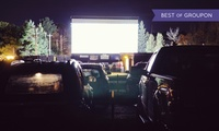 Admission for One Car at Moonlight Drive-in Cinema (30% Off)