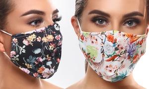 Masques en coton réutilisables