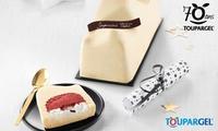 Bûches de Noël, Pizzas, Glaces, Viandes...50% de réduction sur les produits destockés Toupargel pour 5 € seulement