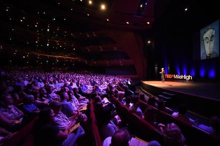 TEDxMileHigh: Imagine on Saturday, November 16, at 10:30 a.m.