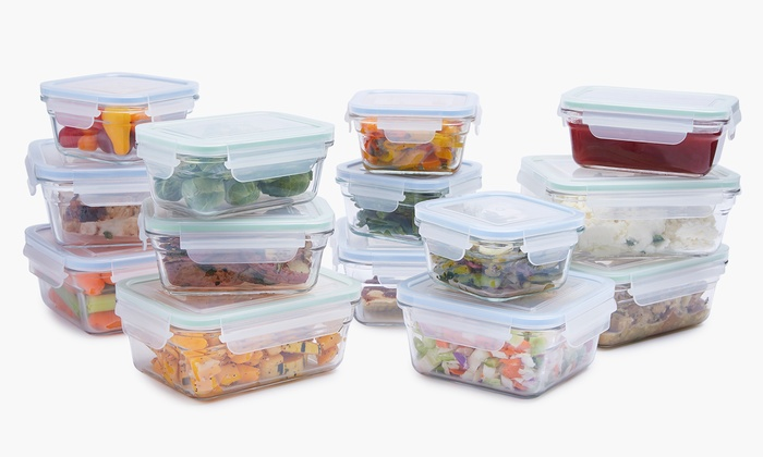 Glasslock Food Storage Container Sets ...