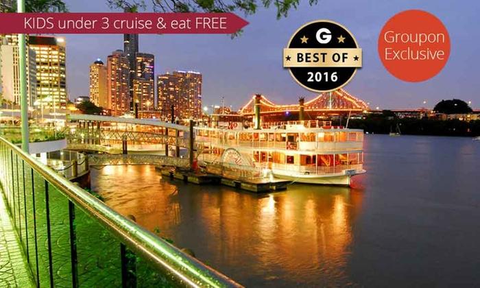 Elegant Romantic City Lights Dinner Cruise ...