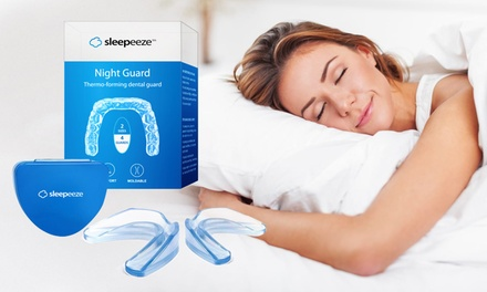 Sleepeeze Night Guard ThermoForming Dental Trays: OnePack $12.95 or TwoPacks $17.95 Don't Pay up to $78