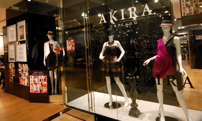 Akira - Multiple Locations: Clothing or Shoes at Akira (50% Off)