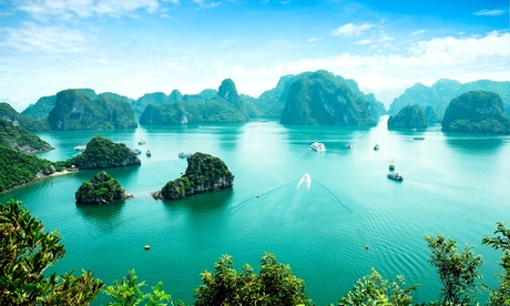 Vietnam: 14-or 20-Day Highlights Tour Including Accommodation, Excursions and Transfers with Legend Travel Group*