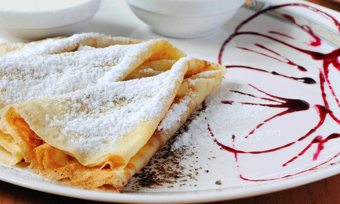 C'est Si Bon Cafe - East Columbus: Crepes and Cafe Food at C'est Si Bon Cafe (Up to 50% Off). Two Options Available.