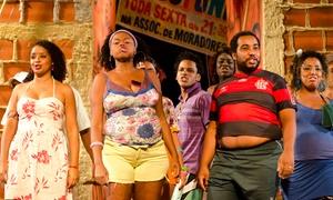 Prama Comunicação: Comédia musical Favela – Teatro João Caetano