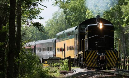 Calera & Shelby Train Ride for Two at The Heart of Dixie Railroad Museum (Up to 47% Off). 20 Options Available.