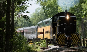 Up to 47% Off Tickets to Calera & Shelby Train Ride at Calera & Shelby Train Ride, plus 6.0% Cash Back from Ebates.