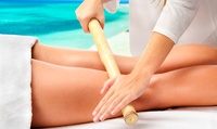 One-Hour Hot Bamboo Massage at You Sports Massage Therapy