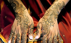 Henna Tattoo Art by Niki: $28 for $50 Worth of Services — Henna Tattoo Art by Niki