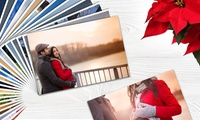 """Up to 200 Personalised 6"""" x 4''Photo Prints from Printerpix (Up to 67% Off)"""