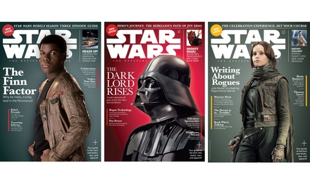 One-Year, 8-Issue Subscription to Star Wars Insider from Blue Dolphin Magazines (13% Off)
