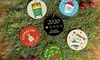 Up to 75% Off Custom Snarky Christmas Ornaments from Qualtry