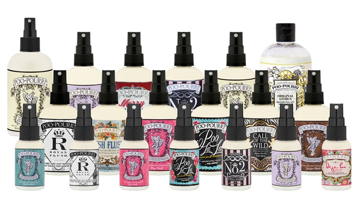 Special Offer Poo Pourri Toilet Spray Bottle Or Gift Set