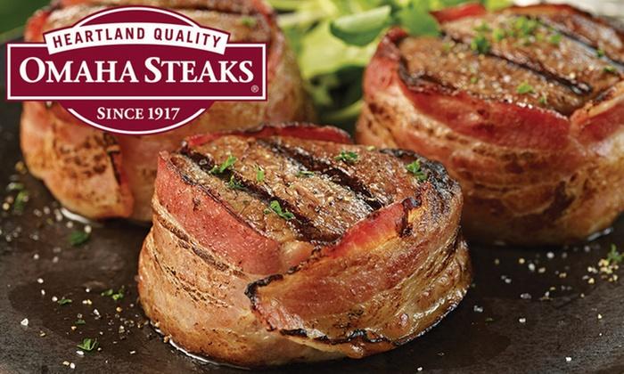 omaha steaks review unboxing steaks 2017