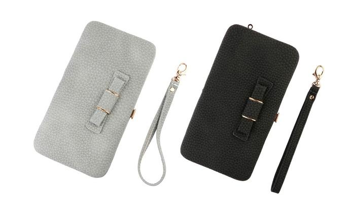 Women's Clutch Wallet