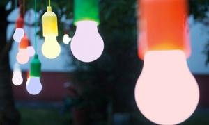 Ampoules LED suspendues