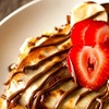 Up to 50% Off at The Crêpe Station
