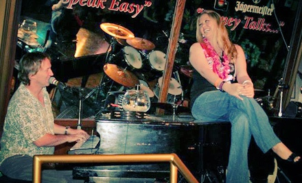 Pub Food and Drinks at Sopranos Dueling Piano Bar (Up to 60% Off). Three Options Available.