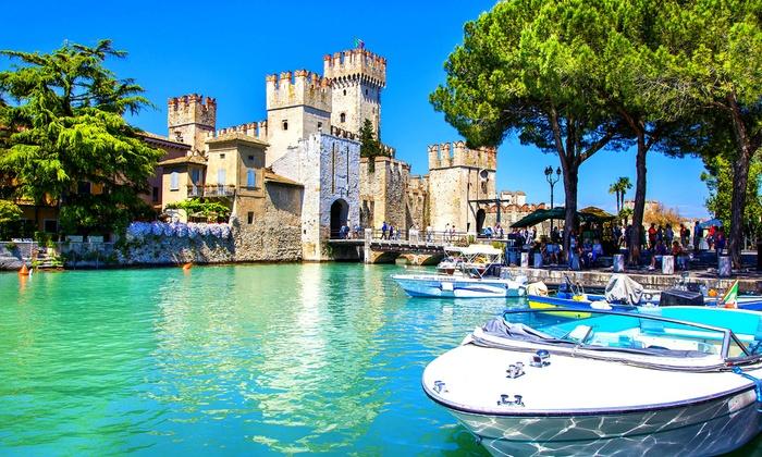 495e9669d6 Lago di Garda: fino a 3 notti con colazione e 1 cena opzionale